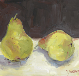 Example of Fruit Still Life Studies